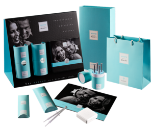 Tooth whitening kit configurations white dental beauty